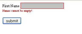 jquery validation empty